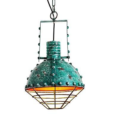 tál Függőlámpák Süllyesztett lámpa Fém Mini stílus 220-240 V / 100-120 V Az izzó tartozék / E26 / E27