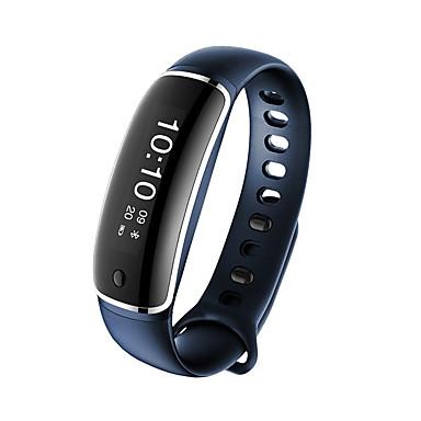 Smart-Armband M4 for iOS / Android Touchscreen / Herzschlagmonitor / Wasserdicht Schrittzähler / AktivitätenTracker / Schlaf-Tracker / Wecker / Gemeinschaft teilen / Verbrannte Kalorien