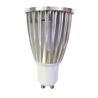 6W 480lm GU10 LED Spot Lampen MR16 1 LED-Perlen COB Abblendbar Warmes Weiß / Weiß 110-120V / 1 Stück