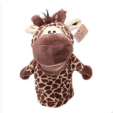Ujjbáb Ló / Cow / Víziló Állatok / Szeretetreméltő Pamut anyag Gyermek / Felnőttek Ajándék