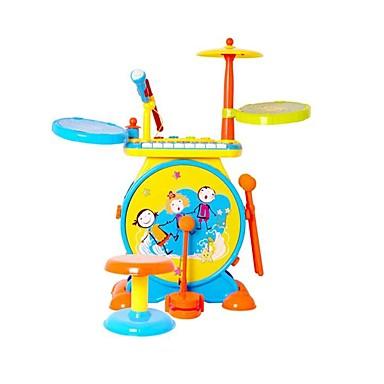 Zenei Játék Fejlesztő játék Glazbeni instrumenti Újdonság Zongora Hangszerek Dob felszerelés Gyermek