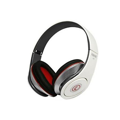 Over Ear Headband Wired Headphones Plastic Gaming Earphone with Volume Control with Microphone Noise-isolating Headset