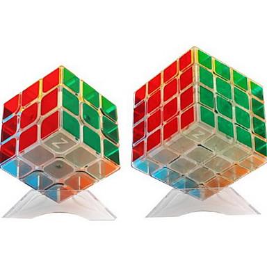 Rubik kocka z-cube 3*3*3 2*2*2 Sima Speed Cube Rubik-kocka Stresszoldó Puzzle Cube Felhasználói kézikönyvet tartalmazza Ajándék Uniszex