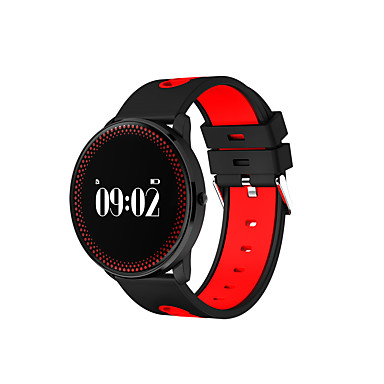 Smart Bracelet Smartwatch for iOS / Android Heart Rate Monitor / Blood Pressure Measurement / Calories Burned / Long Standby / Water Resistant / Water Proof Pedometer / Call Reminder / Activity