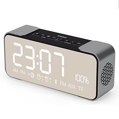 Q8 Wireless Bluetooth Speaker Phone Card Alarm Clock Computer Mini Sonic Subwoofer