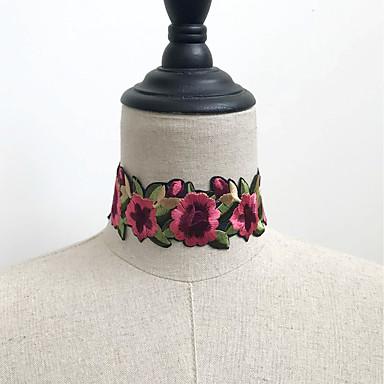 Damen Körperschmuck Körper-Kette / Bauchkette Modisch Polyester / Baumwolle Metalllegierung Blumenform Schmuck FürHochzeit Verlobung