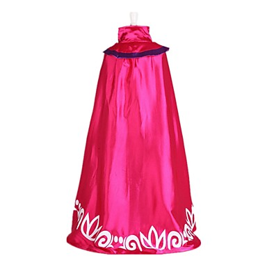 Prinzessin Märchen Cosplay Umhang Mädchen Halloween Karneval Fest/Feiertage Halloween Kostüme Vintage