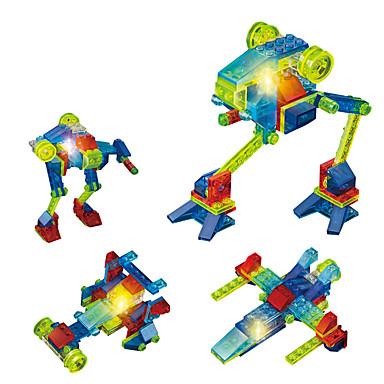 LED világítás / Építőkockák / Fejlesztő játék 62 pcs Harcos / Imperial Walker Menő Uniszex Ajándék / Kristály