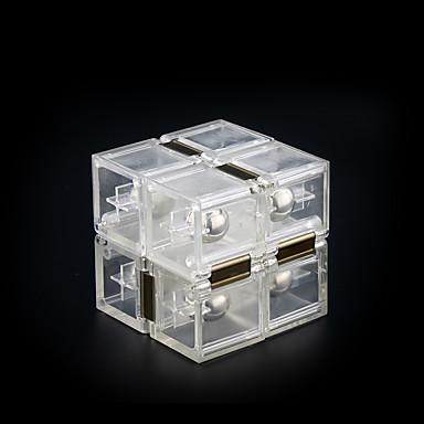 Végtelen kockák Fidget Toys Rubik-kocka Stresszoldó Móka Klasszikus Darabok Uniszex Gyermek Felnőttek Ajándék