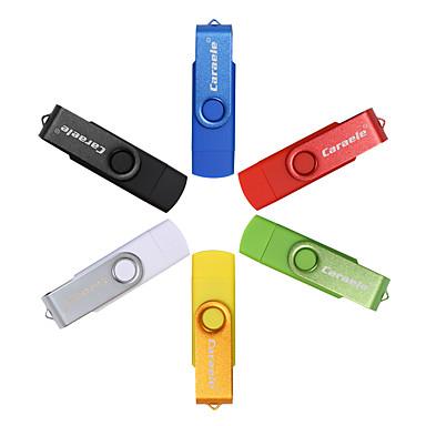 256GB USB hordozható tároló usb lemez USB 2.0 Fém OTG támogatottság (Micro USB) Forgatható Ütésálló CU-06