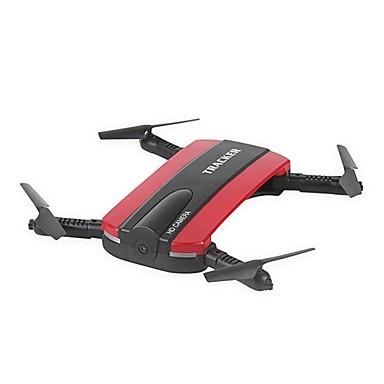 RC Drone JXD 523 Tracker 4CH 6 Eixos 2.4G Com Câmera HD 0.3MP Quadcópero com CR FPV Modo Espelho Inteligente Vôo Invertido 360°