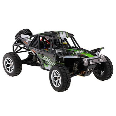 Carro com CR WL Toys 18429 2.4G 4WD Alta Velocidade Drift Car Off Road Car Jipe (Fora de Estrada) 1:18 Electrico Escovado KM / H Controlo