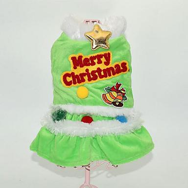 Katze Hund Kostüme Hundekleidung Cosplay Weihnachten Weihnachten Kostüm Für Haustiere