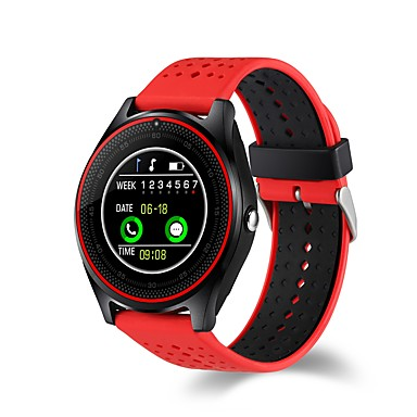 Smart Bracelet Smartwatch JSBPV9 for Android iOS Bluetooth 2G Waterproof Touch Screen Calories Burned Long Standby Hands-Free Calls Pedometer Activity Tracker Sleep Tracker Sedentary Reminder