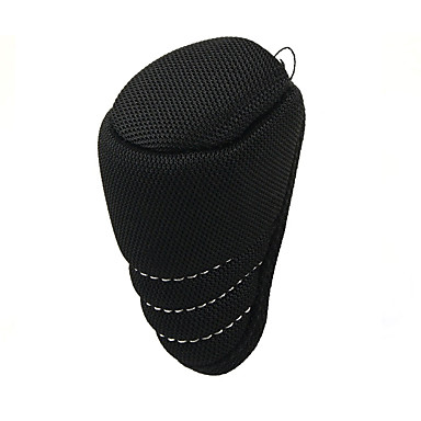 Universal Car Antislip Gear Shifter Shift Lever Knob Cover Sleeve Protection Black