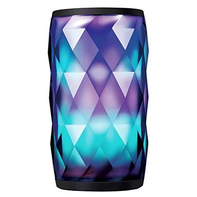 S-75 Wireless Bluetooth Speaker Outdoor Portable Mini Speakerphone Car Subwoofer Colorful Light