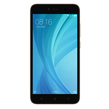 Xiaomi REDMI REMAK 5A 5.5G Smartphone Global Version (4GB + 2GB 16MP kwadwilatè Nwayo 13mAh) #3080