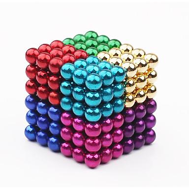 Mágneses játékok Kirakati bábu / 3D építőjátékok / Mágikus labda 1000 pcs 3mm Mágneses / DIY Uniszex Felnőttek Ajándék