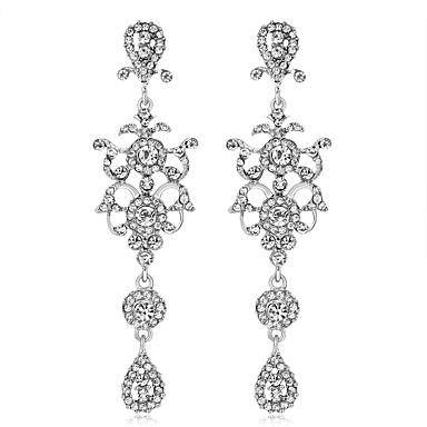 Női Luxus Függők Ezüst / Esküvő / Születésnap / Eljegyzés / Ajándék / Napi