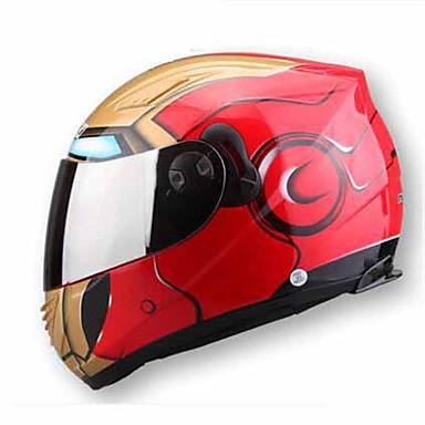 Geschlossenes Visier Formschluss Kompakt Luftdurchlässig Beste Qualität Sport ABS Motorradhelme