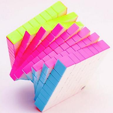 مكعب روبيك السلس مكعب سرعة مكعبات سحرية مخفف الضغط لغز مكعب لهو البلاستيك مستطيل مربع هدية