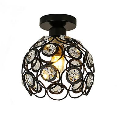 Mennyezeti lámpa Háttérfény - Kristály, Mini stílus, A tervezők, 110-120 V / 220-240 V Az izzó nem tartozék / 5-10 ㎡ / E26 / E27