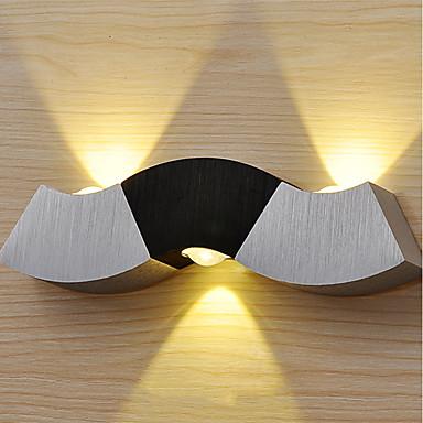 LED / Modern / kortárs / Újdonság Fali lámpák Fém falikar 85-265 V 1 W / Beépített LED