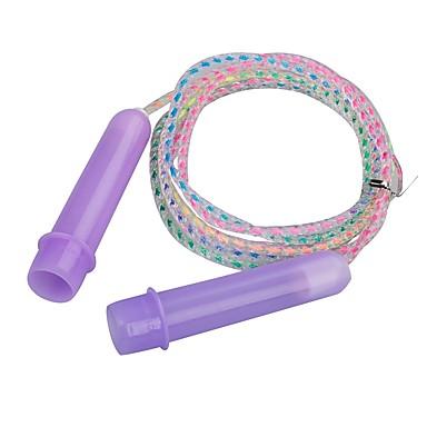 Springseil / Springseil Übung & Fitness Springen Langlebig Hilft beim Abnehmen Kunststoff-