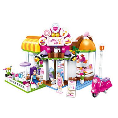 Építőkockák Ház Klasszikus Fun & Whimsical Fiú Ajándék
