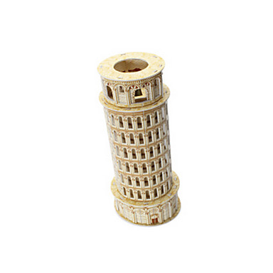 3D Puzzle Model Building Kit Tower Famous buildings Leaning Tower of Pisa EPS+EPU Unisex Gift