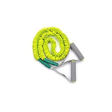 Fitnessz gumiszalag Fitnessz Tornaterem Sztreccs Élet 10 font Húzni Súlyemelés Természetes latex ABS Műanyag