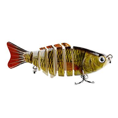1 pcs Hard Bait Hard Bait Plastics / Metalic Bait Casting / Lure Fishing / General Fishing