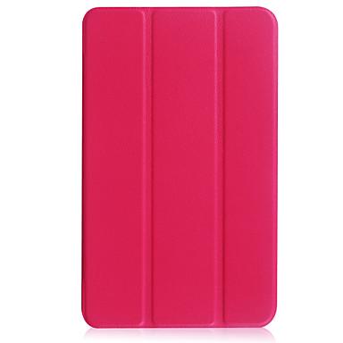 Hülle Für Ganzkörper-Gehäuse Tablet-Hüllen Solide Hart PU-Leder für