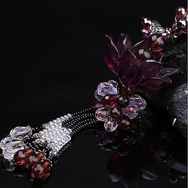 Diy autóipari függők kristály finom kiváló minőségű lótusz kreatív borostyán autó medál&Díszüveg