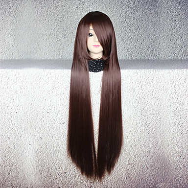 Szerepjáték Parókák Szerepjáték Szerepjáték Anime Szerepjáték parókák 80cm CM Hőálló rost Férfi Női