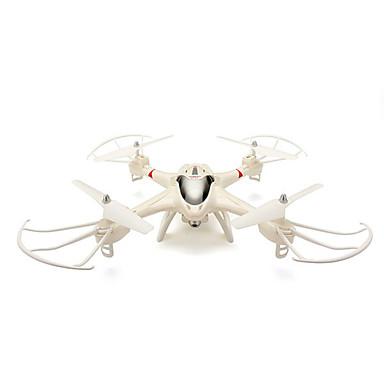 RC Drone SJ  R / C X300-2C 4CH 6 Eixos 2.4G Com Câmera HD 2.0MP 720P Quadcópero com CR Retorno Com 1 Botão / Modo Espelho Inteligente /