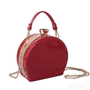 Damen Taschen PU Abendtasche für Hochzeit Veranstaltung / Fest Normal Formal Ganzjährig Blau Gold Schwarz Rote