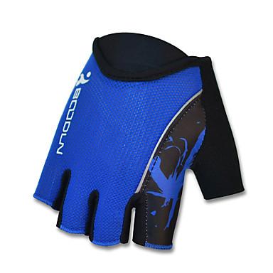 BOODUN/SIDEBIKE® Sporthandschuhe Fahrradhandschuhe tragbar Atmungsaktiv Wasserdicht Schützend Fingerlos Lycra Radsport / Fahhrad Unisex