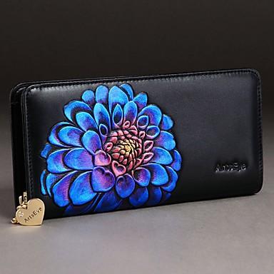 Damen Taschen Ganzjährig Kuhfell Unterarmtasche für Normal Blau Purpur