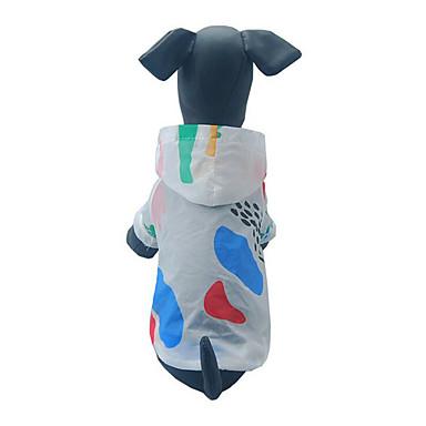 Hund Kapuzenshirts Hundekleidung Lässig/Alltäglich Frucht Gelb Rot Grün Blau Kostüm Für Haustiere