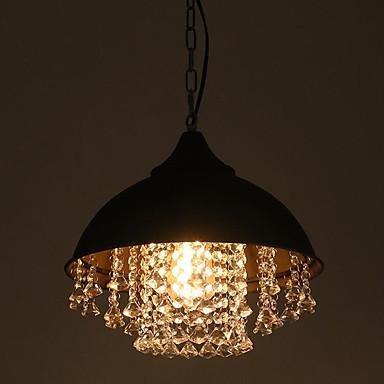 Függőlámpák Süllyesztett lámpa - Kristály, 110-120 V / 220-240 V, Meleg fehér, Az izzó tartozék / 0-5 ㎡ / E26 / E27