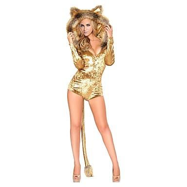 Tier Cosplay Cosplay Kostüme Maskerade Frau Erwachsene Halloween Karneval Fest/Feiertage Halloween Kostüme Andere Vintage