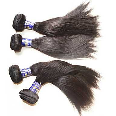Human Hair Straight Peruvian Hair 600 g More Than One Year