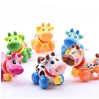 Játékautók / Felhúzós játék / Fejlesztő játék Bika Műanyagok Darabok Uniszex Gyermek Ajándék