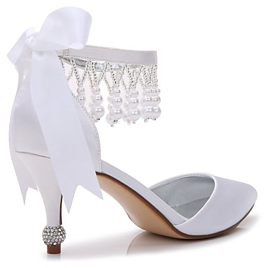 mariage Femme Deux Satin Talon Printemps Kitten Pièces Confort de D'Orsay Heel Chaussures Chaussures Basique 06223881 Eté amp; Cône Escarpin SS5rA0qOxw