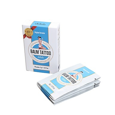 Spanish Tattoo Repair Ointment Aftercare Cream Tattoo Studio