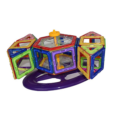 levne Magnetické kostky-Stavební bloky Vzdělávací hračka Novinka Ruské kolo Magnetické Unisex Hračky Dárek