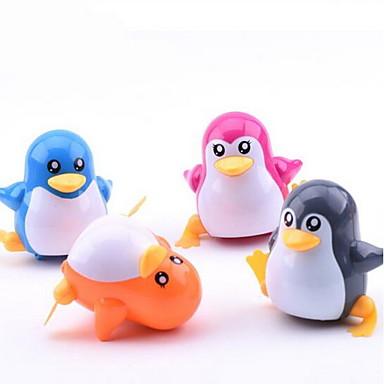 Játékautók Felhúzós játék Fejlesztő játék Pingvin Műanyagok Darabok Uniszex Gyermek Ajándék