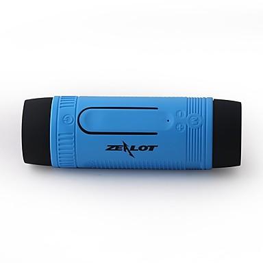 Szabadtéri Mini stílus Bluetooth Fények Bluetooth 4.0 3,5 mm Lóhere Szürke Kávé Bor Világoskék
