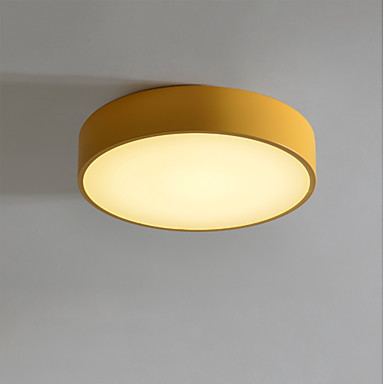 Flush Mount Downlight - Designers, Dimmable With Remote Control, 220-240V, Dimmable With Remote Control, LED Light Source Included